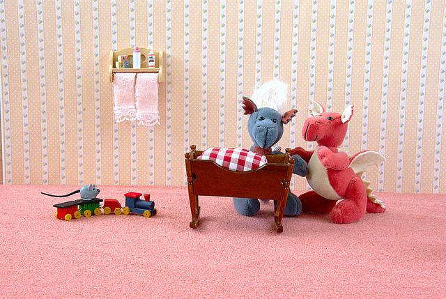 Das erste eigene Kinderzimmer
